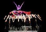 BALLET DU THEATRE BOLCHOI..SPARTACUS PROGRAMME 3..Auteur : GIOVANOLI Raffaello..Choregraphie : GRIGOROVITCH Iouri..Orchestre : Orchestre Colonne..Decor : VIRSALADZE Simon..Costumes : VIRSALADZE Simon..Avec :..ACOSTA Carlos..KAPTSOVA Nina..Lieu : Opera Garnier..Ville : Paris..Le : 18 01 2008....© Laurent Paillier Agence Enguerand....