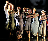 Scottish Ballet unveil their Autumn season with dress rehearsals of Pennies from Heaven - at the Theatre Royal - Glasgow - picture by Donald MacLeod - 28.9.11 - clanmacleod@btinternet.com 07702 319 738 donald-macleod.com