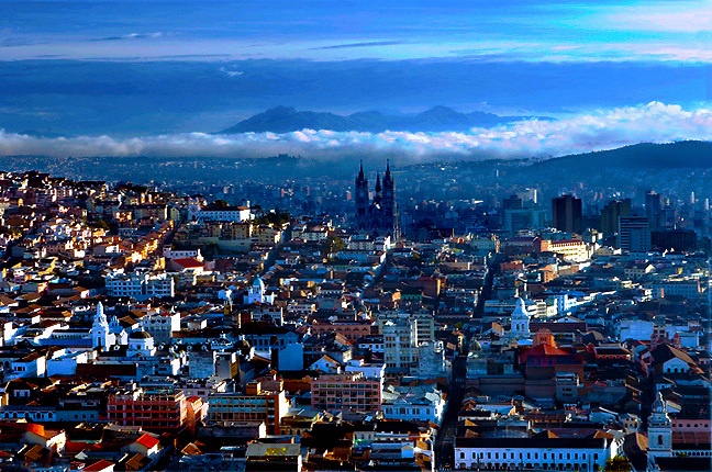 Capital City Quito Ecuador Anthony John Coletti Photography - Capital of ecuador