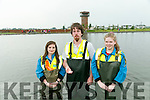 Celebration of Light - In association with the Rose of Tralee International Festival, Recovery Haven Kerry held a Celebration of Light, releasing lanterns on the water at the Tralee Bay Wetlands on Tuesday. Pictured Wetlands staff L-R  Ailbhe Foley, Ian MacArthur and Leslie McCarthy.