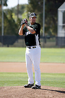 Andrew Graham - Colorado Rockies - 2009 spring training.Photo by:  Bill Mitchell/Four Seam Images
