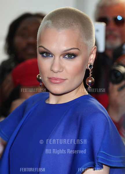 Jessie J arriving for the 013 Glamour Awards, Berkeley Square, London. 04/06/2013 Picture by: Alexandra Glen / Featureflash