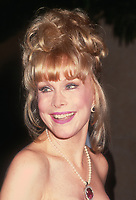 Barbara Eden, 1991, Photo By Michael Ferguson/PHOTOlink