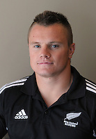 Toby Arnold. NZ sevens team headshots at James Cook Hotel, Wellington on Thursday, 27 January 2011. Photo: Dave Lintott / lintottphoto.co.nz
