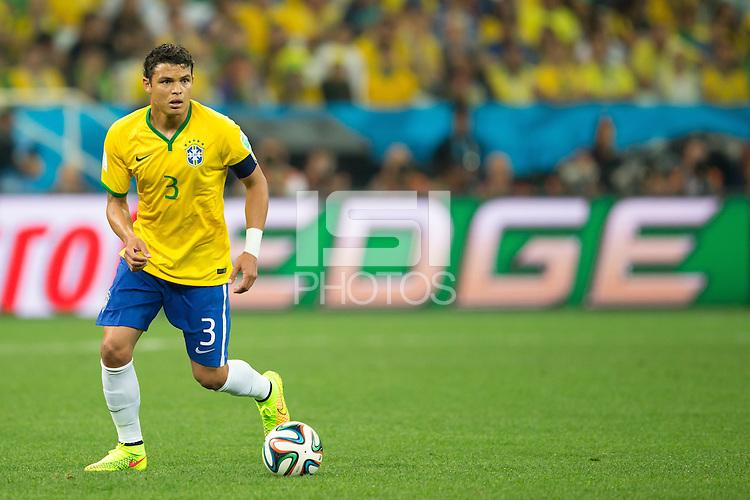Thiago Silva of Brazil