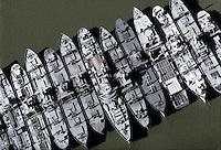 Navy Ships, Suisun Bay, California
