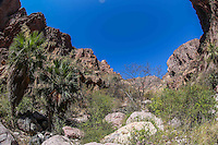 Cañon de Nacapule, San Carlos Cañon de Nacapule en  San Carlos Sonora Mexico.