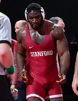 Stanford Wrestling v PAC-12 Championships, March 7, 2020