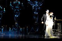 SAO PAULO, SP, 26.07.2018 - SHOW-SP - Passagem de cena do espetáculo o Fantasma da Opera em Sao Paulo que estreia dia 01 de agosto no teatro Renaout nesta quinta-feira, 26. (Foto: Dorival Rosa/Brazil Photo Press)