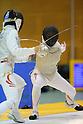 Kyomi Hirata (JPN), .APRIL 22, 2012 - Fencing : .Asian Fencing Championships 2012,  .Womens Foil Individual .at Wakayama Big Wave, in Wakayama, Japan. .(Photo by Akihiro Sugimoto/AFLO SPORT) [1080]