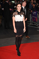 Bella Dayne<br /> arriving for the London Film Festival 2017 screening of &quot;Breathe&quot; at the Odeon Leicester Square, London<br /> <br /> <br /> &copy;Ash Knotek  D3318  04/10/2017