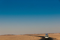 Driving to Hurghada, Egypt