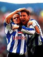 Sheffield Wednesday v Everton 1997