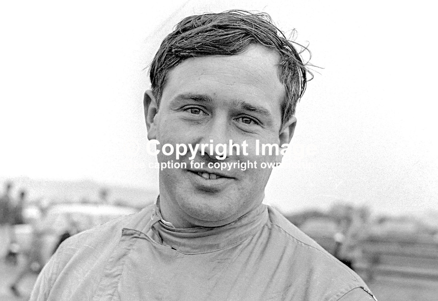 Mike Weineger, racing driver, N Ireland, September, 1967, 196709000145<br />