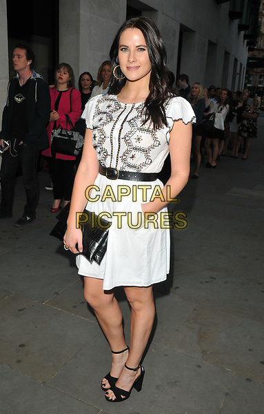 Kat Shoob at the LOTD new fashion brand launch party, Radio Rooftop Bar, ME London, The Strand, London, England, UK, on Wednesday 16 August 2017.<br /> CAP/CAN<br /> &copy;CAN/Capital Pictures