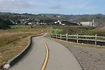 Trail near Rockaway Beach and Mori Point