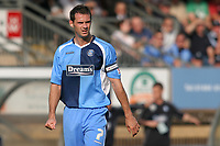 David McCracken of Wycombe Wanderers, a former Dundee United player and Scotland U21 International during Wycombe Wanderers vs Dagenham & Redbridge, Coca Cola League Division Two Football at Adams Park on 20th September 2008