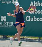 Angelique Kerber (GER) defeats Lara Arruabarrena (ESP) 6-3, 6-0