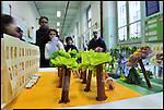 2012 ADOTTA UN QUARTIERE. Scuole aperte in Barriera di Milano per raccontare il proprio territorio e la sua trasformazione attraverso mostre, spettacoli e laboratori. Scuola Primaria Aristide Gabelli.