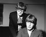 Peter and Gordon 1965 Peter Asher and Gordon Waller..© Chris Walter..
