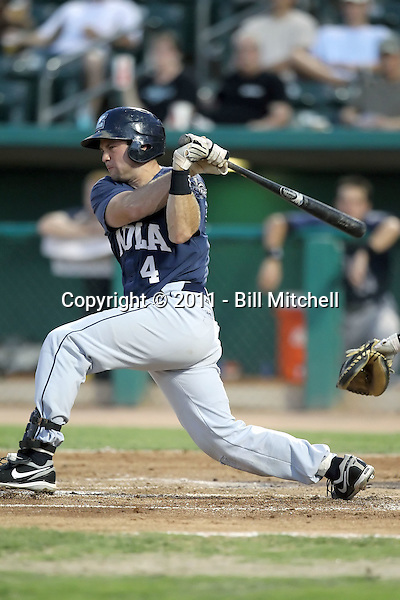 Vinny Rottino - New Orleans Zephyrs - 2011 Pacific Coast League.Photo by Bill Mitchell