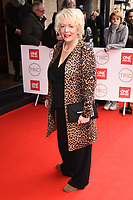Alison Steadman<br /> arriving for theTRIC Awards 2020 at the Grosvenor House Hotel, London.<br /> <br /> ©Ash Knotek  D3561 10/03/2020