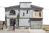 San Matias, Tlalancaleca, Polyarchitecture, Free architecture, Puebla, Mexico