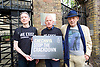 Peter Tatchell <br /> Lord Michael Cashman <br /> Sir Ian McKellen <br /> <br /> Amnesty International UK<br /> CHECHNYA: STOP ABDUCTING AND KILLING GAY MEN<br /> protest at the Russian Embassy, London, Great Britain <br /> 2nd June 2017 <br /> <br /> Over a hundred men suspected of being gay have been abducted, tortured and some even killed in the southern Russian republic of Chechnya.<br /> <br /> The Chechen government won&rsquo;t admit that gay men even exist in Chechnya, let alone that they ordered what the police call 'preventive mopping up' of people they deem undesirable. We urgently need your help to call out the Chechen government on the persecution of people who are, as they put it, of 'non-traditional orientation', and urge immediate action to ensure their safety.<br /> <br /> Photograph by Elliott Franks <br /> Image licensed to Elliott Franks Photography Services