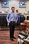 Allan Edelhajt. Tailor in Berlin, originally from Gothenburg (Sweden)