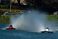 "Scott Liddycoat, A-73 ""CP Racing"", Jim Aid, A-33 ""In Cahoots Again""      (2.5 MOD class hydroplane(s)"