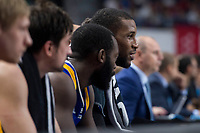 Real Madrid XXX and Khimki Moscow XXX during Turkish Airlines Euroleague match between Real Madrid and Khimki Moscow at Wizink Center in Madrid, Spain. November 02, 2017. (ALTERPHOTOS/Borja B.Hojas) /NortePhoto.com