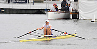 Henley, GREAT BRITAIN, Princess Royal Challenge Cup, Caroline RYAN,  2008 Henley Royal Regatta, on  Sunday, 06/07/2008,  Henley on Thames. ENGLAND. [Mandatory Credit:  Peter SPURRIER / Intersport Images] Rowing Courses, Henley Reach, Henley, ENGLAND . HRR
