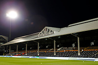 A general view of the main stand during the Sky Bet Championship match between Fulham and Sheff United at Craven Cottage, London, England on 6 March 2018. Photo by Carlton Myrie.