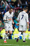 Gareth Bale of Real Madrid in action during their La Liga match between Real Madrid and Athletic Club at the Santiago Bernabeu Stadium on 23 October 2016 in Madrid, Spain. Photo by Diego Gonzalez Souto / Power Sport Images