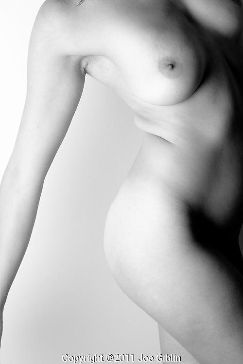 Sarah shot in studio July 26, 2011. (Photo/Joe Giblin)  Model Release on file.