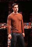 Anthony Festa performing in the 'BARE' A first look preview at the New World Stages in New York City on 11/12/2012