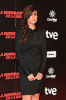 "Maria Botto attends ""La Ignorancia de la Sangre"" Premiere at Capitol Cinema in Madrid, Spain. November 13, 2014. (ALTERPHOTOS/Carlos Dafonte) /NortePhoto nortephoto@gmail.com"