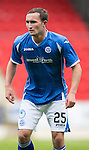 St Johnstone FC Season 2015-16<br /> Chris Kane<br /> Picture by Graeme Hart.<br /> Copyright Perthshire Picture Agency<br /> Tel: 01738 623350  Mobile: 07990 594431