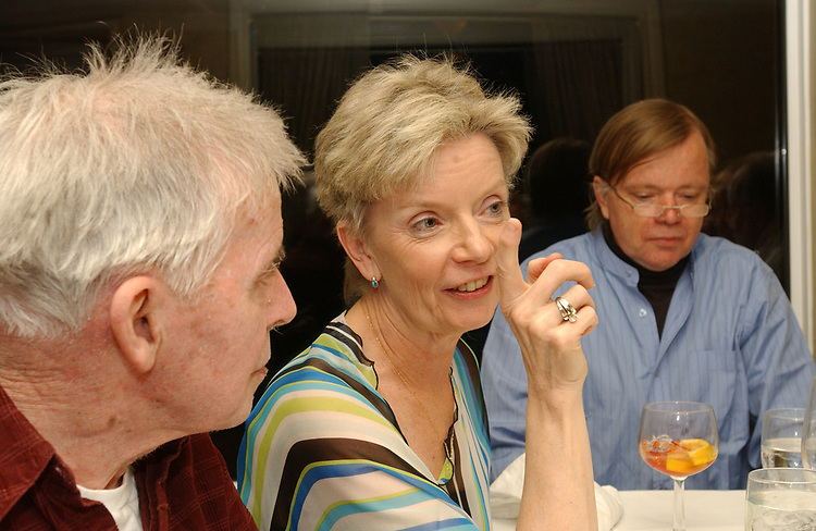 Celebration of 90th Birthday of George Peppler at the Mill Pond House Restaurant in Centerport on Sunday February 20, 2005. (Photo copyright Jim Peppler 2005).