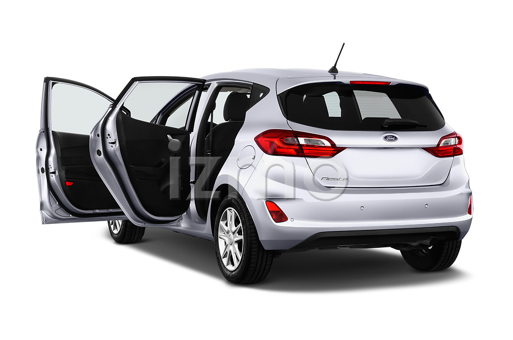 Car images of 2017 Ford Fiesta Business-Class 5 Door Hatchback Doors
