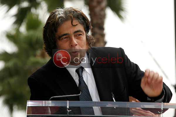 Benicio Del Toro<br />