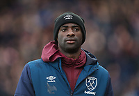 West Ham United's Pedro Obiang<br /> <br /> Photographer Rob Newell/CameraSport<br /> <br /> The Premier League - Saturday 9th February 2019  - Crystal Palace v West Ham United - Selhurst Park - London<br /> <br /> World Copyright © 2019 CameraSport. All rights reserved. 43 Linden Ave. Countesthorpe. Leicester. England. LE8 5PG - Tel: +44 (0) 116 277 4147 - admin@camerasport.com - www.camerasport.com
