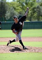 Bennett Sousa - 2018 AIL White Sox (Bill Mitchell)