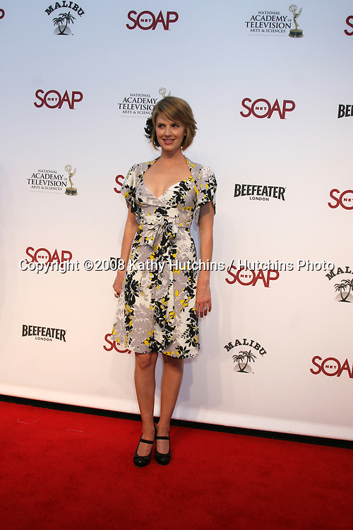 "Megan Wood  arriving at the SoapNet ""Night Before Party"" for the nominees of the 2008 Daytime Emmy Awards at Crimson & Opera in Hollywood, CA.June 19, 2008.©2008 Kathy Hutchins / Hutchins Photo ."