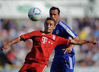 Fussball Bundesliga Saison 2011/2012 Vorbereitung FC Carl Zeiss Jena - FC Bayern Muenchen RAFINHA (FCB).