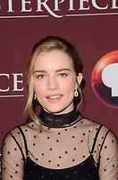 """LOS ANGELES - JAN 16:  Willa Fitzgerald at the PBS Masterpiece """"Little Women"""" TV show panel, Arrivals, TCA Winter Press Tour at the Langham Huntington Hotel on January 16, 2018 in Pasadena, CA"""