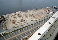 1982 April 05..Redevelopment.Downtown South (R-9)..WATERSIDE.CONSTRUCTION PROGRESS...NEG#.NRHA#..