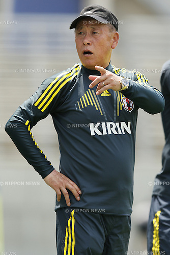 Masakzau Suzuki,<br /> JULY 1, 2014 - Football / Soccer : <br /> Training match between U-19 Japan 1-2 Omiya Ardija<br /> at NACK5 Stadium Omiya, Saitama, Japan. <br /> (Photo by SHINGO ITO/AFLO SPORT)