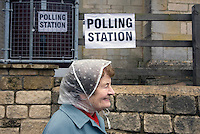 England: UK elections 2010