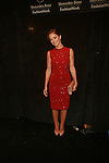 Minka Kelly  - Backstage - Mercedes-Benz New York Fashion Week- Jenny Packham Spring/Summer 2013 Runway Show 9/11/12